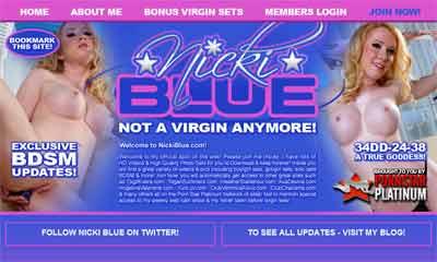 Nicki Blue