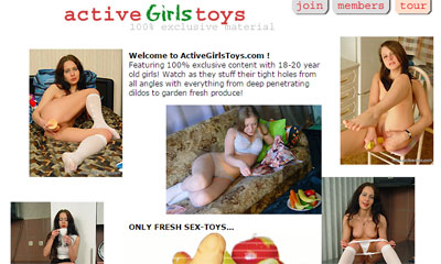 ActiveGirlsToys.com