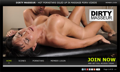 Dirty Masseur