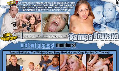 Tampa Bukkake