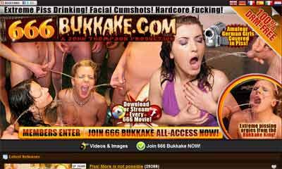666 Bukkake