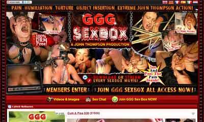 GGG Sex Box